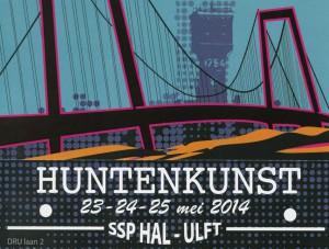 Hanne Horn Huntenkunst 2014