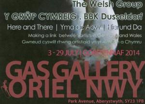 Wales 3 Ausstellung