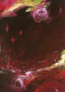 Janne Gronen Malerei im NEW