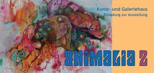 Sandra Friedrichs Einladung Animalia-