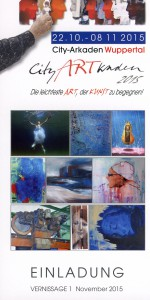 Titelseite ARTKaden