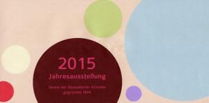 Jahresausstellung 2015