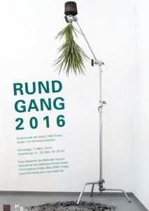 Rundgang Essen 2016