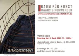 Dini Thomsen Raum für Kunst 2021